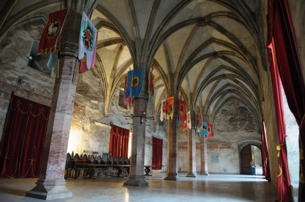 Interior Spaces Of Romania